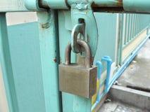 Фото padlock Стоковые Изображения