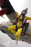 Фото Skydiving. Стоковое Изображение RF