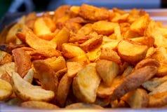 Фраи сладкого картофеля страны фермы сельские Стоковое фото RF