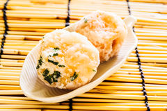 Фрай десерта тайский Стоковое Фото