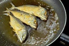 Фрай рыб Стоковая Фотография RF
