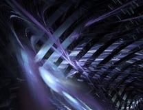 фракталь предпосылки цветастая Стоковая Фотография RF