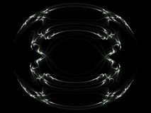 фракталь соплеменная Стоковое Изображение RF