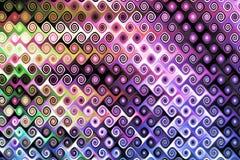 фракталь 09a Стоковое Изображение RF