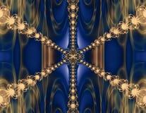 фракталь Стоковая Фотография RF