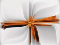Фракталь Gerbera стоковое фото rf