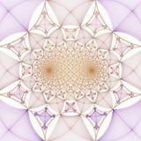 Фракталь Фибоначчи бесконечная Стоковые Фото