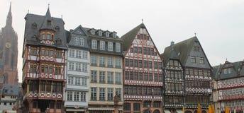 Франкфурт на городе основы Стоковое фото RF