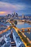 Франкфурт-на-Майне стоковая фотография