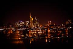 Франкфурт-на-Майне Стоковые Фото