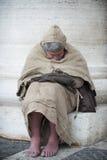 Францисканский сон человека Стоковые Фото