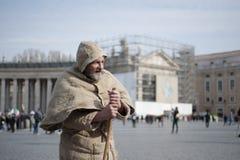 Францисканский человек Стоковое фото RF