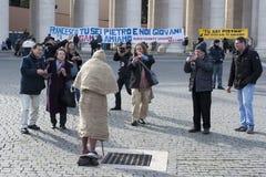 Францисканский человек Стоковое Изображение