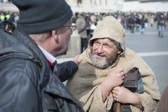Францисканский человек Стоковые Фотографии RF