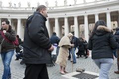 Францисканский человек Стоковое Фото
