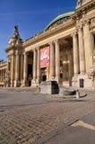 Франция грандиозный le palais paris стоковые фото