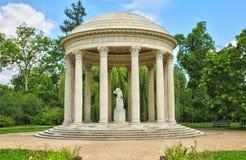 Франция, имущество Мари Antoinette в parc PA Версаль Стоковое фото RF