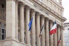 Франция, марсель Стоковое Изображение