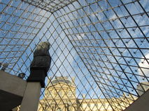 Франция, Париж, Musee du Жалюзи Стоковая Фотография RF