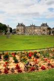 Франция - Париж (Palais du Люксембург) Стоковая Фотография