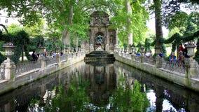 Франция - Париж (Palais du Люксембург) Стоковые Изображения