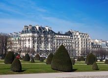 Франция улица paris стоковые фотографии rf