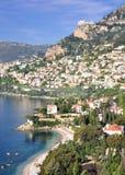 Франция французское Монако riviera стоковая фотография