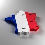 Франция Стоковые Изображения