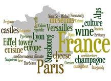 Франция иллюстрация вектора