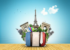 Франция Стоковое фото RF