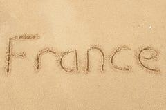 Франция Стоковая Фотография RF