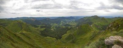 Франция, Auvergne Стоковое Фото