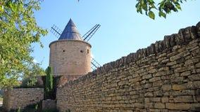 Франция - Goult стоковое фото