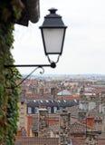 Франция lyon Стоковые Фотографии RF