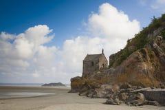 Франция, Normandie, Mont St Michael Стоковое Изображение RF
