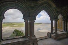 Франция, Normandie, Mont St Michael Стоковое фото RF