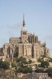 Франция, Normandie, Mont St Michael Стоковая Фотография