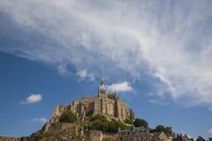 Франция, Normandie, Mont St Michael Стоковое Изображение