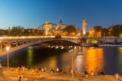 Франция paris Стоковая Фотография RF