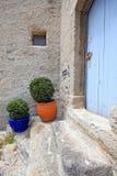 Франция - St Restitut стоковое изображение rf