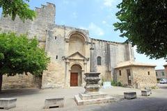 Франция - St Restitut стоковое фото