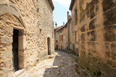 Франция - St Restitut стоковые изображения rf