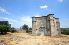 Франция - St Restitut стоковое фото rf