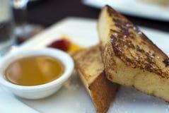 французская здравица меда Стоковая Фотография RF