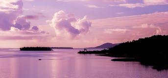 Французская Полинезия Стоковое фото RF