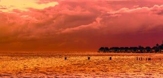 Французская Полинезия Стоковые Изображения RF