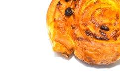 Французская хлебопекарня круассана Стоковая Фотография RF