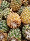 французские ананасы полинезия moorea Стоковые Фото