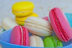 Французские печенья Стоковое Изображение RF