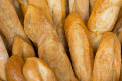 Французские хлебы Стоковое Изображение